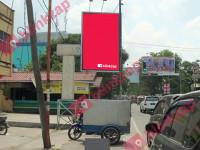 sewa media Billboard 94 HM Yamin Simp Thamrin Dp RSU Pirngadi KOTA MEDAN Street