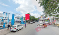 sewa media Billboard Billboard Jl. Rumambi – Kompl. Pasar Bersehati KOTA MANADO Street