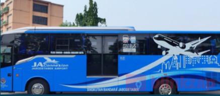 Sewa Vehicle Branding - 508 - Bandara Soekarno Hatta - Mall Kelapa Gading  - kota jakarta utara