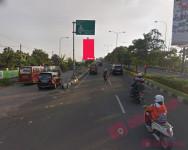 sewa media Billboard Billboard Jl. Cut Mutia, Kota Bekasi (dekat Kampus UNISMA) (Cut Mutia 1) KOTA BEKASI Street