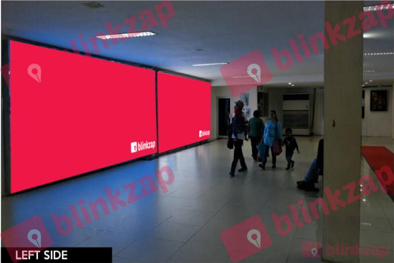 Sewa Neon Box - Neon Box Boarding Lounge Area Gate 4&5 Garuda Departure - kota banjar baru