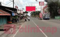 sewa media Billboard Billboard Jalan Sudirman - Kota Tebing Tinggi KOTA TEBING TINGGI Street
