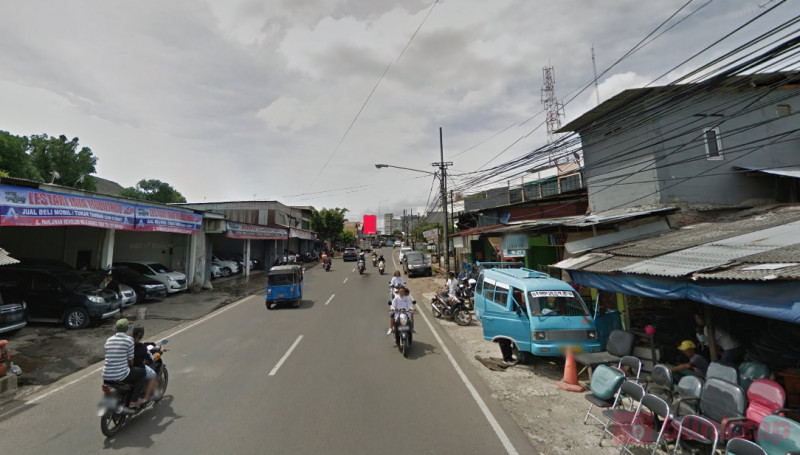 Sewa Billboard - Billboard-122 Pahlawan Revolusi Pondok Bambu - kota jakarta timur