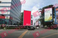 sewa media Billboard Diponegoro Depan Sinar Mas Land KOTA MEDAN Street
