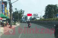 sewa media Billboard Billboard JSNSIMBB01, Jalan Sultan Iskandar Muda - Kota Jakarta Selatan KOTA JAKARTA SELATAN Street