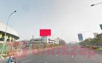 LED Videotron Jl. Ahmad Yani ( depan Gedung Parkir Stadion )