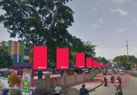 LED Jl Raya Bogor– from Cililitan to Kramat Jati (HEK)