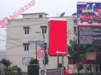 sewa media Billboard 30 Merak Simp Gagak Hitam Medan KOTA MEDAN Street