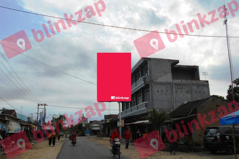 Sewa Billboard - Baliho LSTRYABL01, Jalan Raya Candipuro - Kabupaten Lampung Selatan - kabupaten lampung selatan