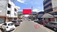 sewa media Videotron / LED Videotron Jl. Jend Sudirman no.204, Kota Bandung - Jawa Barat KOTA BANDUNG Street