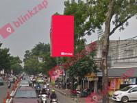 sewa media Billboard Billboard Jl.Buah Batu depan Polsek  KOTA BANDUNG Street