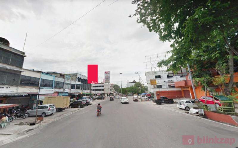 Sewa Billboard - Billboard Jl. Ahmad Yani (Sebelum Pasar Bawah Pekanbaru) - kota pekanbaru