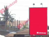 sewa media Billboard 227 Pancing Simp Unimed KOTA MEDAN Street