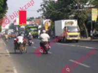 sewa media Billboard BBS 001 Jl.Diponegoro Brebes (Depan Alon-Alon) (A) KABUPATEN BREBES Street