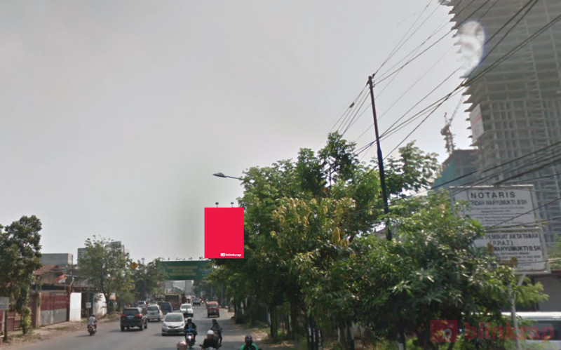 Sewa Billboard - Billboard JL.Siliwangi Bekasi A - kota bekasi