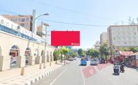 sewa media Billboard Billboard  Jl.Piere Tendean – Boulevard (Depan Lion Hotel) KOTA MANADO Street