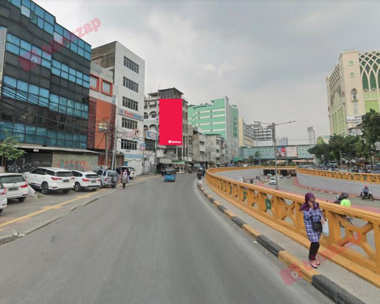 Sewa Billboard - Billboard JPTKHMBB03, Jalan KH Mas Mansyur - Kota Jakarta Pusat - kota jakarta pusat