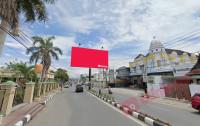 sewa media Billboard Billboard Jl. A Yani – Depan Mesjid Agung A Gorontalo KOTA GORONTALO Street