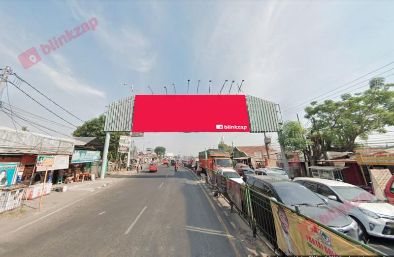 Sewa Billboard - Billboard Jl.Kranji - Flyover Bekasi B - kota bekasi