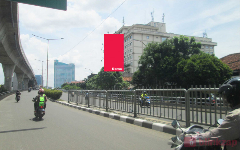 Sewa Billboard - Billboard - 063 Jl. Kapt. P. Tendean (Maharaja)  - kota jakarta selatan