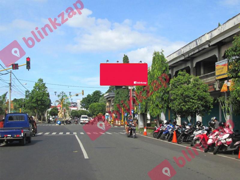 Sewa Billboard - Billboard Jl.Pahlawan Negara - kabupaten jembrana