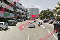 sewa media Videotron / LED LED Jl Kol Atmo-Kota Palembang (Hotel Rio) 2-1 KOTA PALEMBANG Street