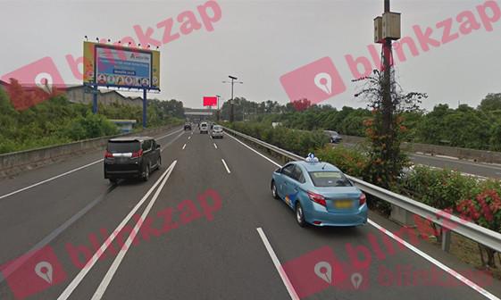 Sewa Media Billboard - Jl Tol CTC Sedyatmo Km 28+535 BX - kota jakarta utara
