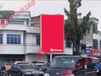 sewa media Billboard Baliho 86 Sunggal Simp TB Simatupang KOTA MEDAN Street