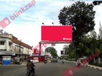 sewa media Billboard Billboard Jalan Sudirman - Pematang Siantar, Jalan Sudirman Kota Pematang Siantar KOTA PEMATANG SIANTAR Street