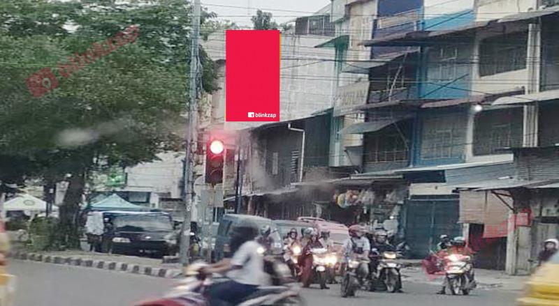 Sewa Billboard - Billboard BW034 - Jl. Ar Hakim simp Denai - kota medan