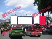 Billboard CS64-V022, Jalan May. Tjik Agus Kiemas Kota Palembang