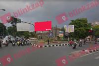 sewa media Billboard 15. Jl. BKR (depan lapangan Tegalega) KOTA BANDUNG Street