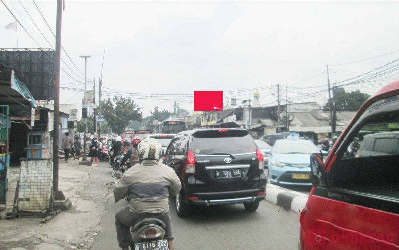Sewa Billboard - Billboard - 070 JL.Raya Pondok Gede (Depan Tamini Square) - kota jakarta timur