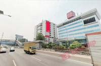 sewa media Videotron / LED Videotron Jl. MT.Haryono - Gedung Indomobil APJ KOTA JAKARTA TIMUR Street