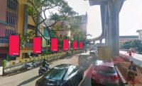 sewa media Videotron / LED CIPULIR PYLON EXCLUSIVE KOTA JAKARTA SELATAN Street