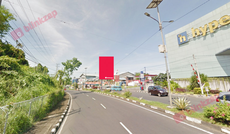 Sewa Billboard - Billboard Jl. A . A  Maramis – LIPPO MAL A - kota manado