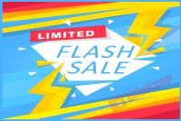 Flash Sale LED 3