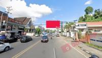 sewa media Billboard Billboard Jl. Marthadinata (Depan RM. Duta Minang) B KOTA MANADO Street