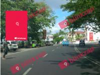 sewa media Billboard JL. Wolter Monginsidi – Depan SPBU Malalayang KOTA MANADO Street