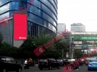 sewa media Videotron / LED LED The City Tower (Pylon Purworejo) KOTA JAKARTA PUSAT Building