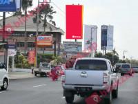sewa media Billboard 5x10 Jl. Teuku Umar ( RM. Nusantaraku ) KOTA SEMARANG Street