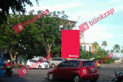 Sewa Billboard - Billboard Jl Piere Tendean Pertigaan Bahu  - kota manado