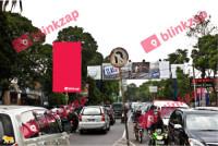 sewa media Billboard  Billboard Jl. Riau (depan Hotel Newton) KOTA BANDUNG Street