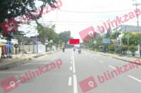 sewa media Billboard Billboard JMBBNBB01, Jalan Brojonegoro - Kota Jambi KOTA JAMBI Street