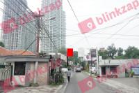 sewa media Billboard Billboard 9 JL.Kemang KOTA JAKARTA SELATAN Street