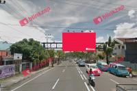 sewa media Billboard Billboard Jalan Yos Sudarso Dkt Pasar Segar (B) KOTA MANADO Street