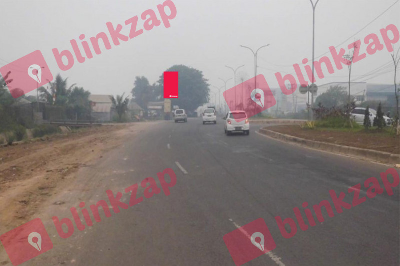 Sewa Billboard - Baliho PLBSHBL01, Jalan Soekarno Hatta - Kota Palembang - kota palembang