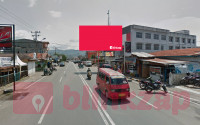 sewa media Billboard Billboard Jl. SM Raja Depan Showroom Honda B KOTA PADANGSIDIMPUAN Street