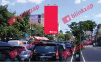 sewa media Billboard Yogya - 5x10 Jl. Adi Sucipto KABUPATEN SLEMAN Street