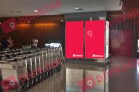 sewa media Neon Box DAGF/017 KABUPATEN BADUNG Airport